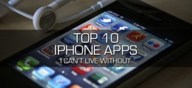 Top 10 Aplicaciones Iphone